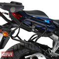 GIVI サイドケースキャリア スチールチューブ ブラック for V35 | PLX359